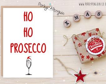 Ho Ho Prosecco
