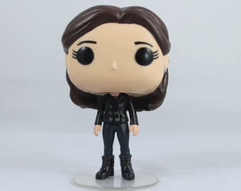 Custom Funko Pop! of The Leftover's Jill Garvey