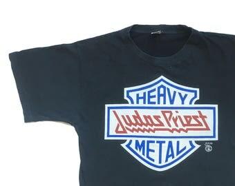 Vintage Judas Priest T-Shirt