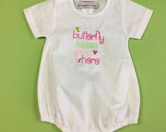 Butterfly Kisses Bubble Suit