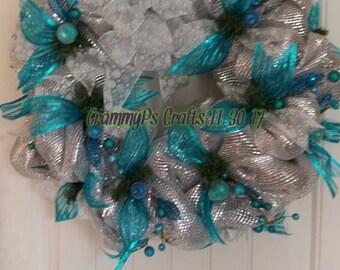 Christmas wreath #001