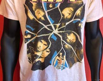 Super Rad 1987 KISS comcert tee size XL