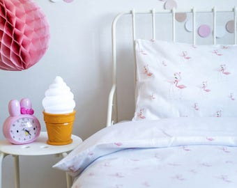 Girl Toddler Bedding, Girl Twin Bedding, Children Bedding, Twin Bedding Set, Toddler Duvet, Girl Duvet Cover, Twin Duvet, Twin Bedding