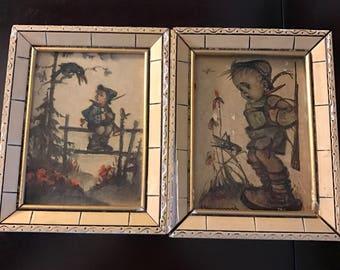 Vintage Hummel Prints - made in Germany