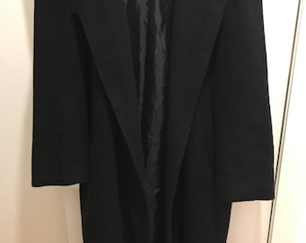 90s Oversize Wool Coat