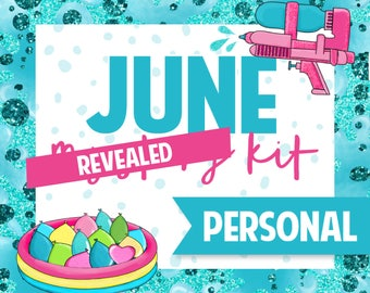 "Personal June Revealed Mystery ""Wet n Wild"" 