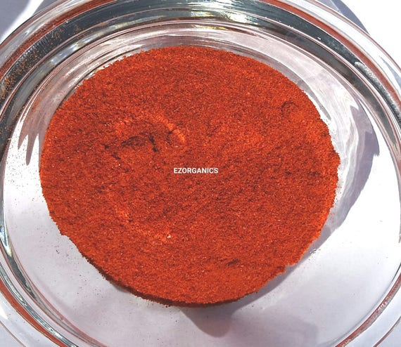 1 Lb  Organic Ground Sweet Spanish Paprika no sulfites no additives