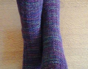 Unisex Wool Blend Socks