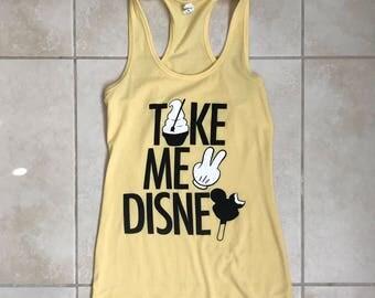 Take me 2 Disney Shirt