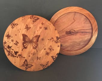 Cherry Wood - Disc Golf - Butterfly