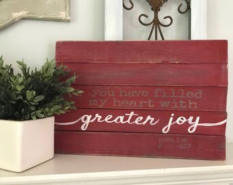 Greater Joy