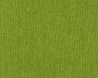 Green Blurred Lines << Fabric by the yard >> Michael Miller >> 100% cotton << CJ6822-LIME-D >> lime green fabric << small lines