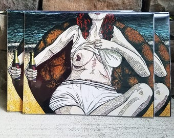 """Sara"" 8x10in Art Print [open edition]"