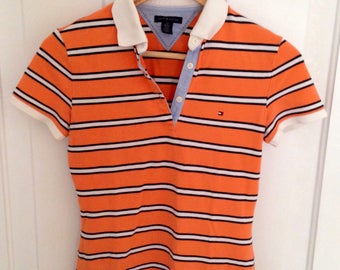 Vintage 90s Tommy Hilfiger Polo Tee
