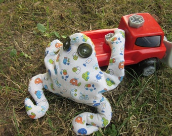 Frog fabric for home decoration, car