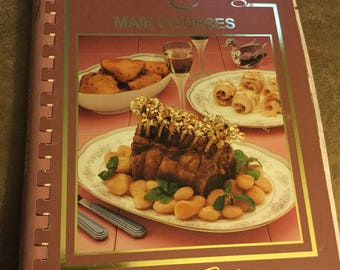 Company's Coming Main Dishes Cookbook by Jean Pare/14th Printing  1997