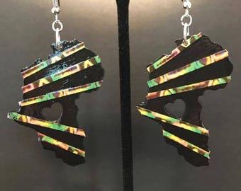 Funky Africa Earrings