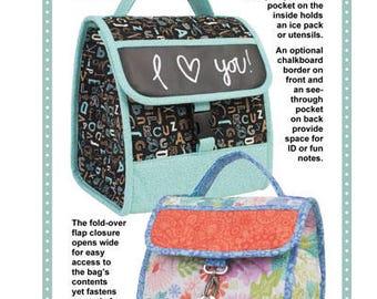 Grab Some Grub sewing pattern By Annie