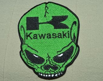 kawasaki patch 8 / 11cm