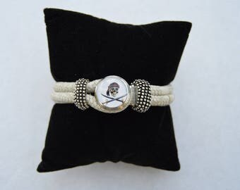 pirate chunk bracelet