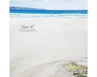 Albany Beach, Fine Art Photography Print, Multiple Sizes, Beach Photography
