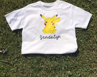 Pikachu Shirt - Pokemon Go