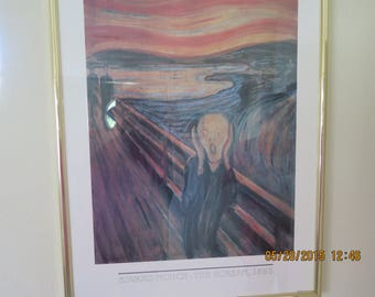 The Scream, c. 1893 Poster by Edvard Munch