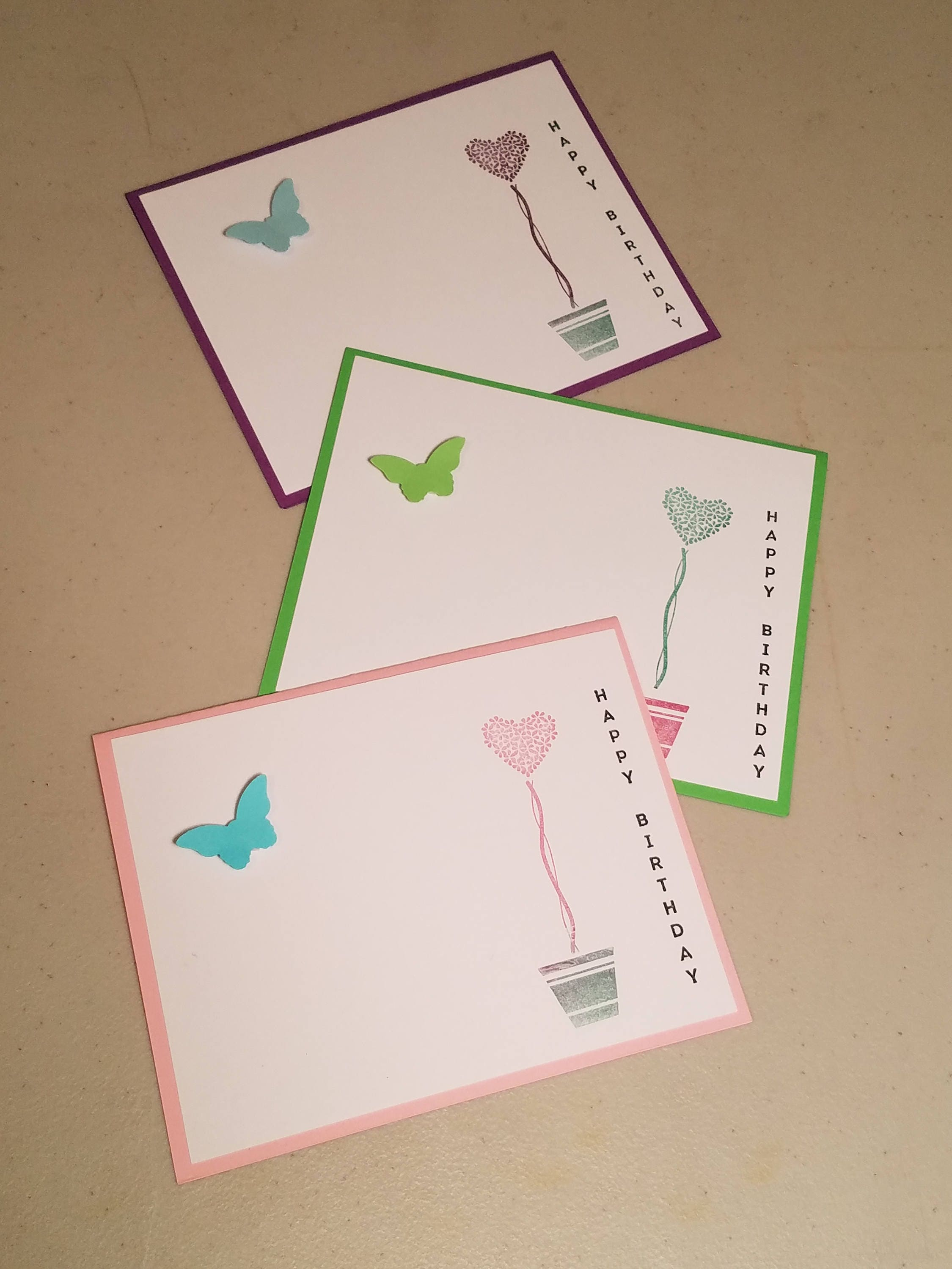 Homemade Birthday Card Image collections Free Birthday Cards
