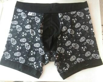 XXL men's boxers underwear (38-42 inch waist) Made by RackenzieZ