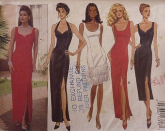 Sewing Pattern for Women Butterick Classics 6748 Complete and Uncut Size 6 - 12