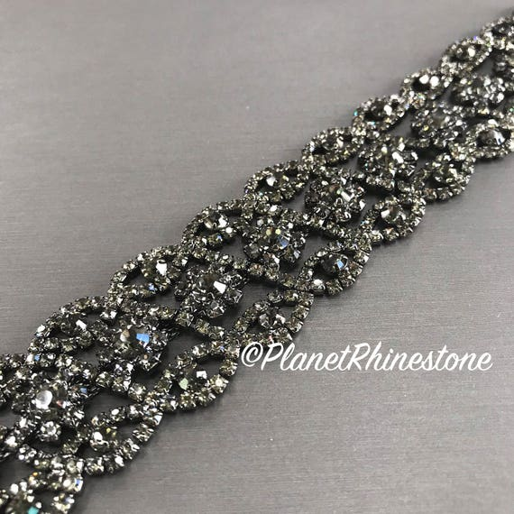Black Crystal trim  #0102