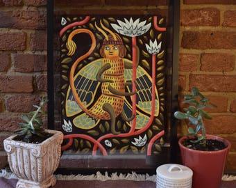 Gold Sphinx Moth