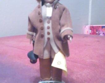 Paul Revere Carlson doll