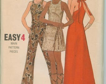 Butterick Misses' Dress or Tunic and Pants 5796