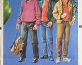Explorers - 1985 - Original Australian daybill movie poster