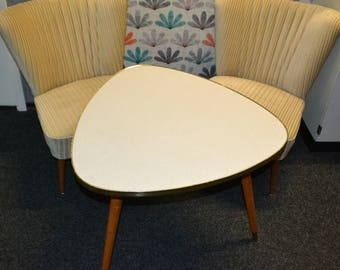 Vintage cocktail chairs 50s
