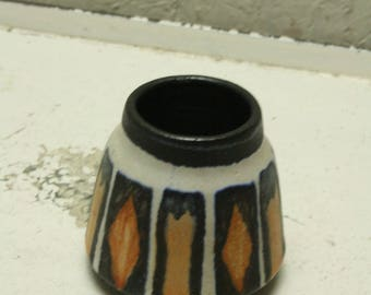 west german pottery by Juist Topferei