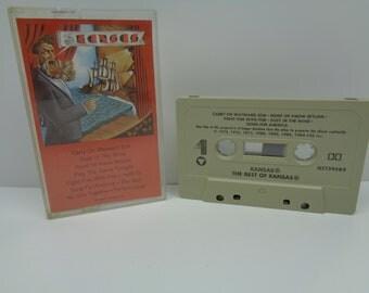 Kansas The Best Of Kansas Cassette