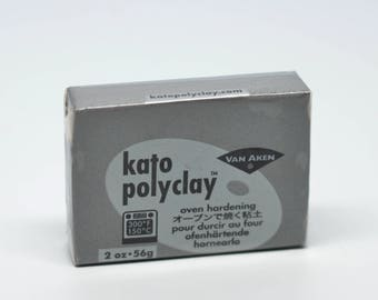 Kato Polyclay Polymer Clay 2 oz/ 56g Sculpey Miniature Supply Sliver