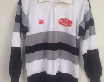 Rare vintage Canterbury Osaka Supermonkey's touch rugby jersey M