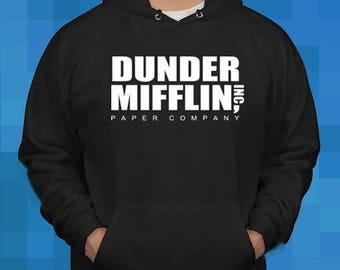 Dunder Mifflin The Office Fan Hoodie