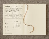 Midori MD Notebook Limited Edition Dot Grid, A5