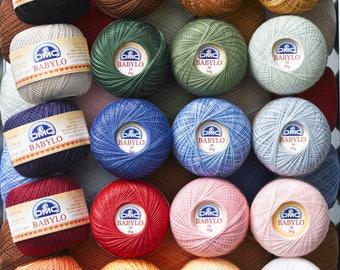 DMC Crochet Babylo Fine Yarn 50g