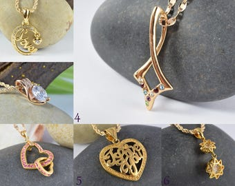 Gold Filled Pendants,18KT Gold Filled Pendants,Cubic Zirconia Beautiful Cross,Wholesale Gold Filled Pendants,Gold Filled Cubic Stones