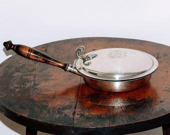 Lancaster Silver Co. Silent Butler