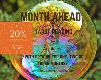 Month Ahead Psychic Tarot Reading