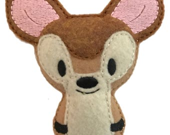 Catnip Toy - Bambi Deer