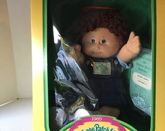 1985 Cabbage Patch Kid  Ralph James  NRFB
