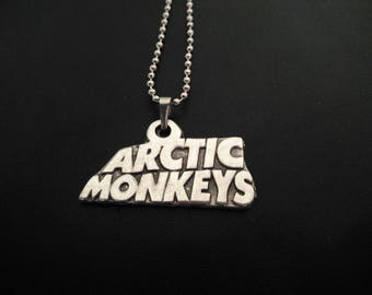 Arctic Monkeys Necklace