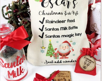 Reindeer food bag etsy for Christmas eve food ideas uk